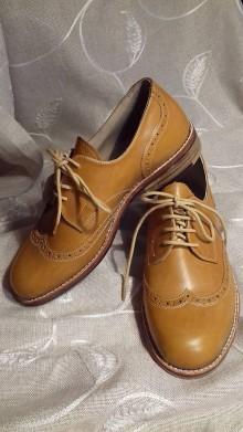 Obuv - Dámské topánky hand made velkosť 36-43 - 9204022_