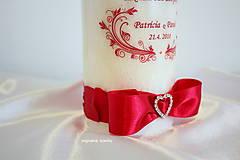 Svietidlá a sviečky - Láska dokáže život ľudí rozveseliť, ak oni dokážu lásku a život brať vážne. - 9203740_