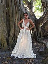 Šaty - Svadobné šaty - 9203895_