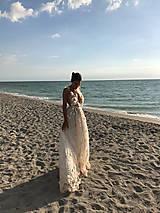 Šaty - Svadobné šaty - 9203899_