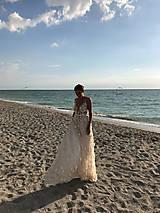 Šaty - Svadobné šaty - 9203901_