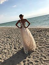 Šaty - Svadobné šaty - 9203902_