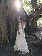 Šaty - Svadobné šaty - 9203904_