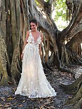 Šaty - Svadobné šaty - 9203906_