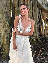 Šaty - Svadobné šaty - 9203907_