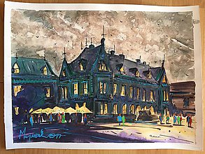 Obrazy - Muzeum v Prahe - 9203080_