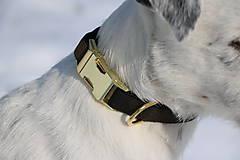 Pre zvieratká - ARMY obojok - 9203550_