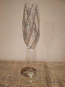 Nádoby - Svadobné poháre - 9204620_