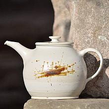 Nádoby - Čajová konvice Brouk 1,5l - Vůně kávy - 9202987_