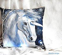 Úžitkový textil - jednorožec - 9201761_