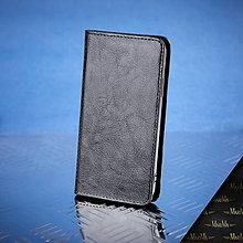 Na mobil - Kožené knižkové púzdro šité na mieru ZMEJSS - 9205607_