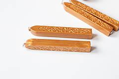 - Pečatný vosk (Zlatá) - 9202018_