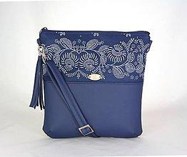 Kabelky -  Dara modrá 1 - 9203340_