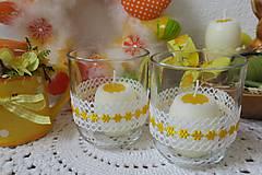 Svietidlá a sviečky - velkonocne svietniky - zlava - 9204319_