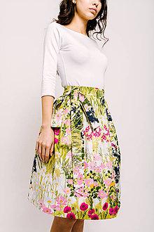 Sukne - Zavinovací sukně Jako od Moneta - 9206408_