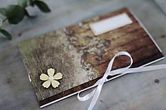Papiernictvo - Scrapbook obálka na peniaze - 9208483_