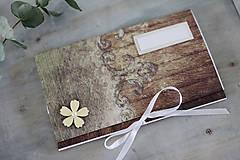 Papiernictvo - Scrapbook obálka na peniaze - 9208484_