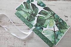 Papiernictvo - Scrapbook obálka na peniaze - 9208565_