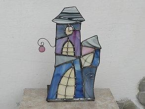 Svietidlá a sviečky - V šikmej uličke - 9205839_