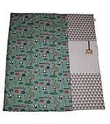 Textil - AKCIA - Obojstranná hracia deka - 9206405_