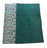 Textil - AKCIA - Obojstranná hracia deka - 9206406_