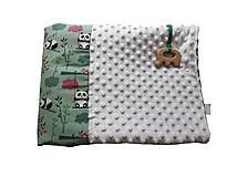 Textil - AKCIA - Obojstranná hracia deka - 9207809_