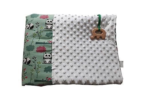 AKCIA - Obojstranná hracia deka