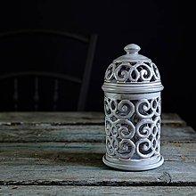 Svietidlá a sviečky - Aromalampa Rustik - 9210014_