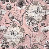 - kvety a vtáčik - 9206750_