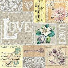 Papier - Láska - 9206797_