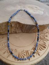 - pánsky náhrdelník z Avanturínu - 9208104_