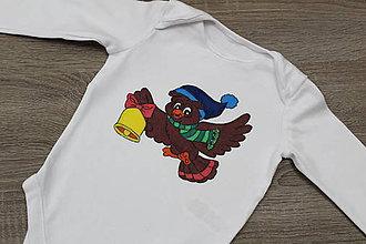 Detské oblečenie - Maľované body