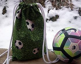 Batohy - vrecko na chrbát - futbal - 9213129_