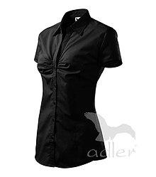 Textil - Dámska blúzka ADLER Chic (214), veľkosť M, čierna - 9212041_