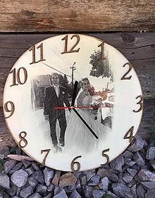 Hodiny - Nástenné hodiny s fotkou 1 - 9212227_