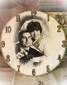 Hodiny - Nástenné hodiny s fotkou 2 - 9212274_
