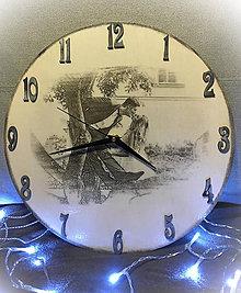 Hodiny - Nástenné hodiny s fotkou 3 - 9212290_