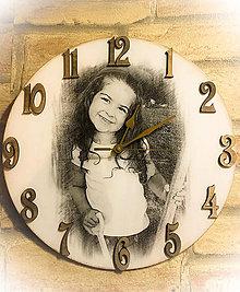 Hodiny - Nástenné hodiny s fotkou 4 - 9212359_