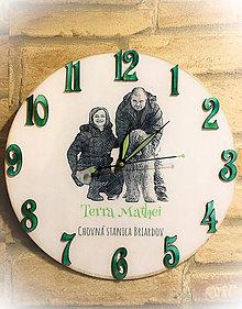 Hodiny - Nástenné hodiny s fotkou 5 - 9212520_