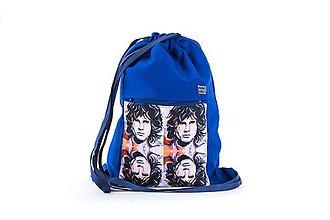 Batohy - Vak Jim Morrison blue - 9213489_