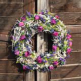 Dekorácie - Veniec na dvere - 9214125_