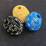 Náhrdelníky - Betónový náhrdelník justStone Yellow - 9213668_