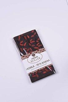 Potraviny - Horká čokoláda s goji - 9211700_