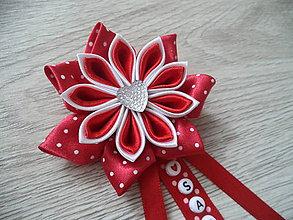 Detské doplnky - kvet na kočík - 9211922_