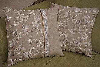Úžitkový textil - Ruža je večná - 9214133_