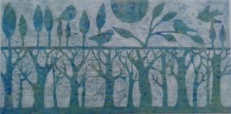 Obrazy - V korunách stromov - 9211120_