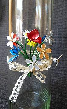 Nádoby - Kytica kvetov - 9211178_
