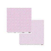 Papier - V zľave z 0,69€ Papier obojstranný 30,5x30,5cm Elegantly Festive - Reindeer Sweet Blush - 9217954_