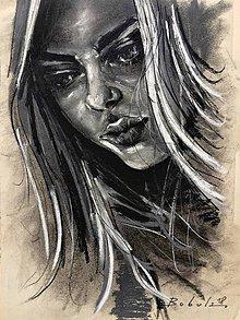 Kresby - portrety - 9215508_
