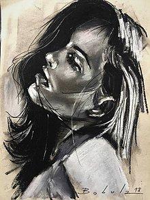 Kresby - portrety - 9216566_